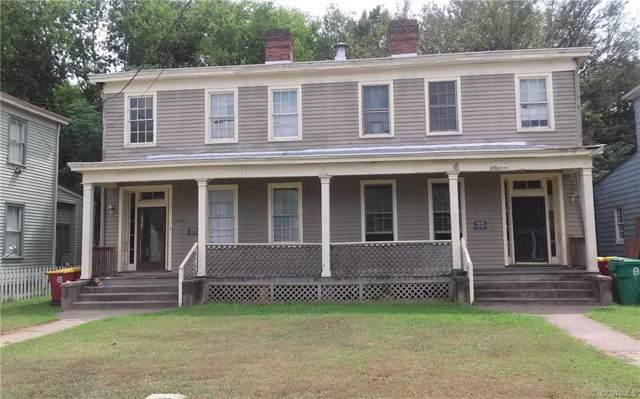 1006-08 W High Street, Petersburg, VA 23803 (MLS #1930013) :: EXIT First Realty