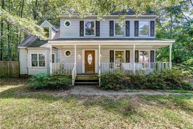 7601 Barkbridge Road, Chesterfield, VA 23832 (MLS #1930015) :: Small & Associates