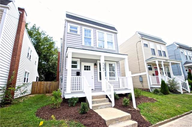 1107 N 33rd Street, Richmond, VA 23223 (MLS #1930036) :: The Redux Group