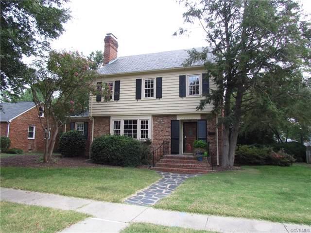 4608 W Grace Street, Richmond, VA 23230 (MLS #1930044) :: Small & Associates