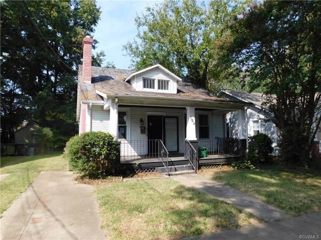104 E 34th Street, Richmond, VA 23224 (MLS #1930050) :: The RVA Group Realty