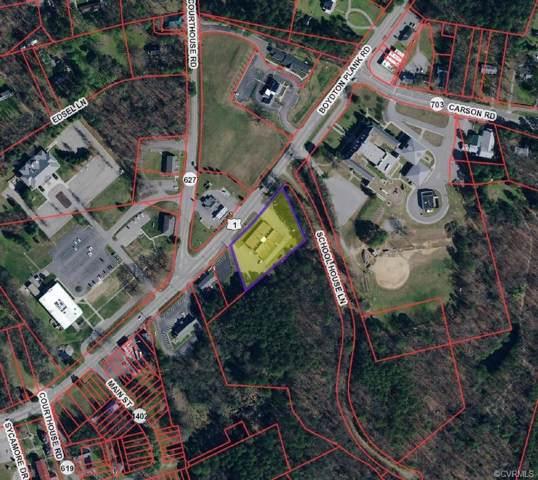 13915 Boydton Plank Road, Dinwiddie, VA 23841 (MLS #1930051) :: EXIT First Realty