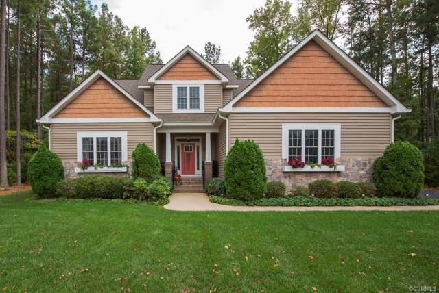 309 Carter Forest Drive, Ashland, VA 23005 (MLS #1930151) :: Small & Associates