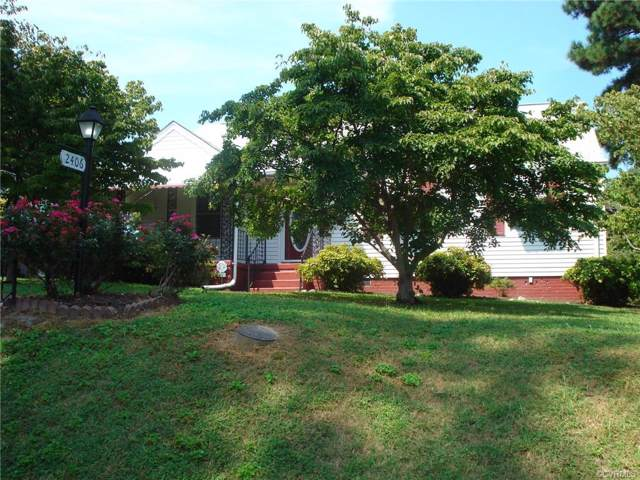 2406 Bransford Drive, Glen Allen, VA 23228 (MLS #1930161) :: EXIT First Realty