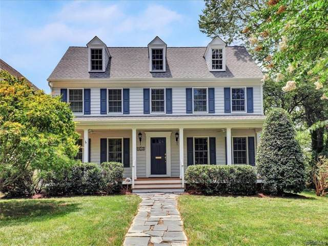 4813 Kensington Avenue, Richmond, VA 23226 (MLS #1930173) :: Small & Associates