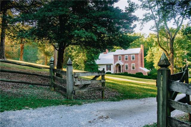 2046 Cardwell Road, Crozier, VA 23039 (MLS #1930232) :: EXIT First Realty
