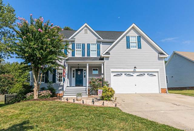11029 Milestone Drive, Mechanicsville, VA 23116 (MLS #1930255) :: Small & Associates