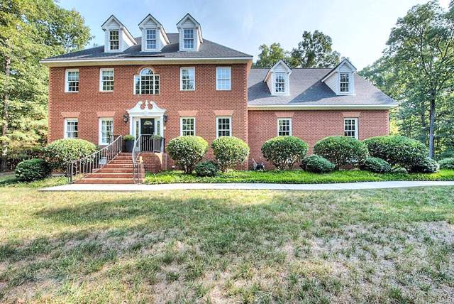 717 Manakin Road, Goochland, VA 23103 (MLS #1930287) :: The RVA Group Realty