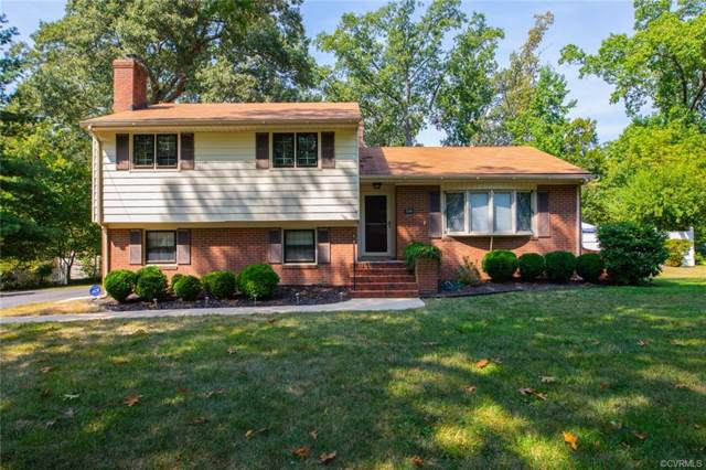 2546 Penrose Drive, North Chesterfield, VA 23235 (MLS #1930298) :: The RVA Group Realty