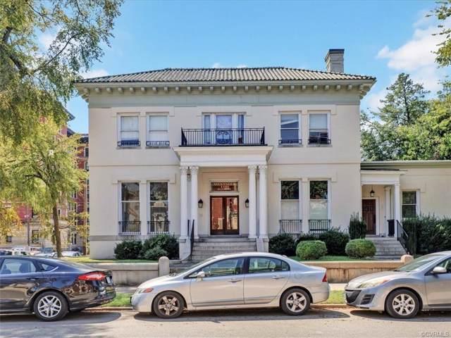 1101 W Grace Street #5, Richmond, VA 23220 (MLS #1930317) :: Small & Associates