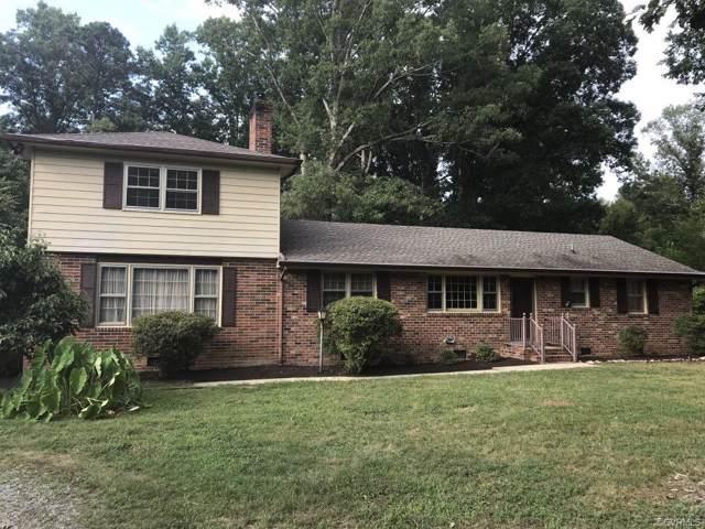 2800 Quaker Road, Quinton, VA 23141 (MLS #1930331) :: The RVA Group Realty