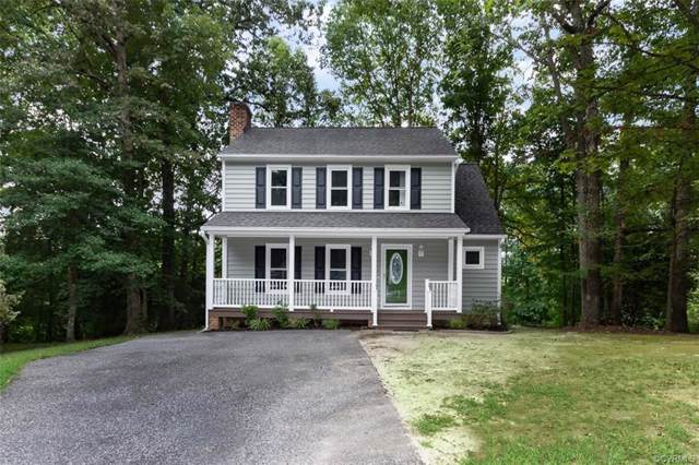 12101 Mansfield Terrace, Midlothian, VA 23114 (MLS #1930364) :: The RVA Group Realty