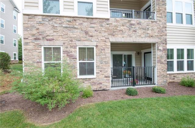 1111 Briars Court #101, Midlothian, VA 23114 (MLS #1930372) :: The RVA Group Realty