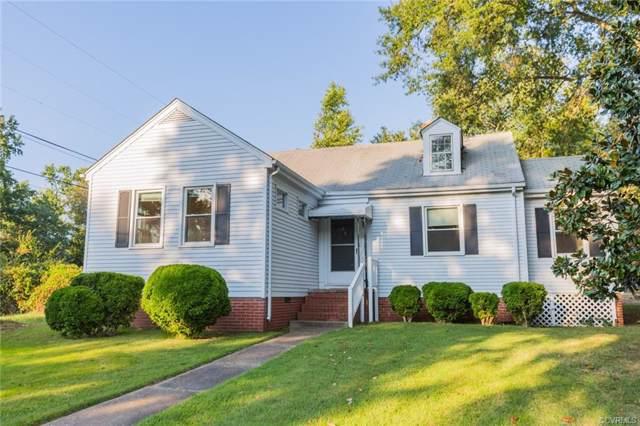 7314 Barnette Avenue, Mechanicsville, VA 23111 (MLS #1930387) :: EXIT First Realty