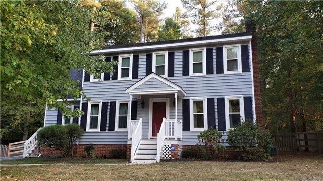 13819 War Admiral Drive, Midlothian, VA 23112 (MLS #1930390) :: The RVA Group Realty