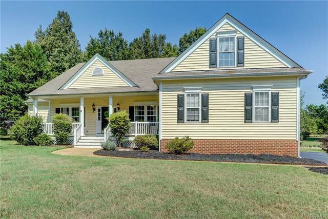 1034 Earls Road, Goochland, VA 23063 (MLS #1930398) :: The RVA Group Realty
