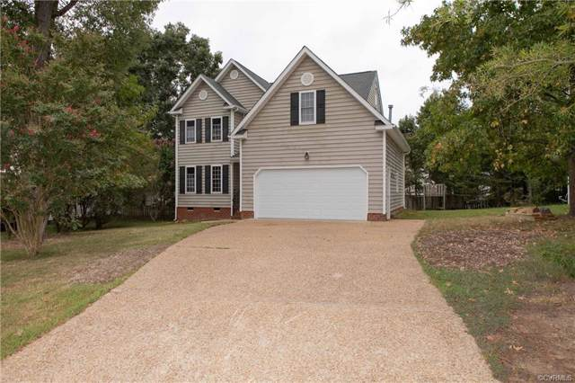 10417 Flat Branch Drive, Henrico, VA 23233 (MLS #1930432) :: The RVA Group Realty
