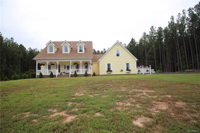 4241 Shannon Hill Road, Goochland, VA 23038 (MLS #1930443) :: The RVA Group Realty