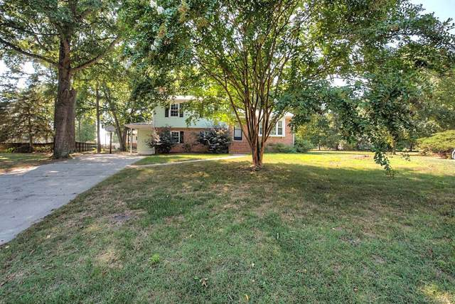 11411 Creekside Court, Henrico, VA 23238 (MLS #1930449) :: The RVA Group Realty