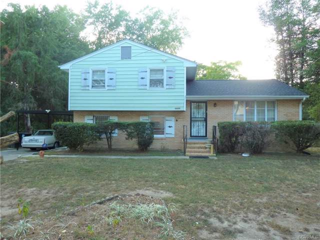 20400 Ravensbourne Drive, South Chesterfield, VA 23803 (MLS #1930460) :: EXIT First Realty