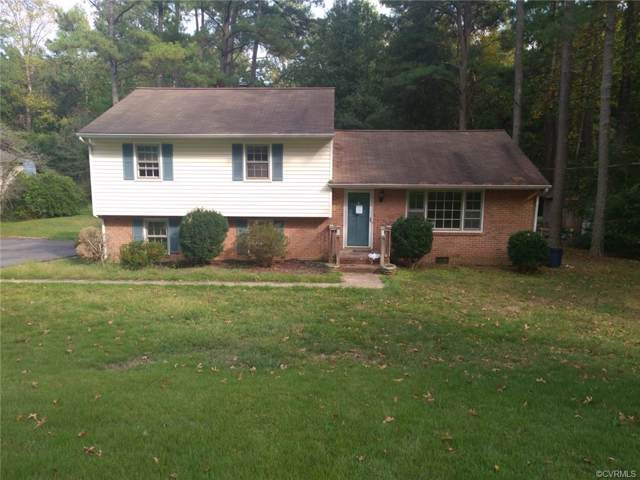9151 Gregory Drive, Chesterfield, VA 23236 (MLS #1930468) :: EXIT First Realty