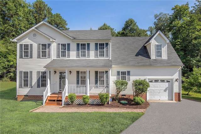 6901 Summers Trace Terrace, Chesterfield, VA 23832 (MLS #1930486) :: EXIT First Realty