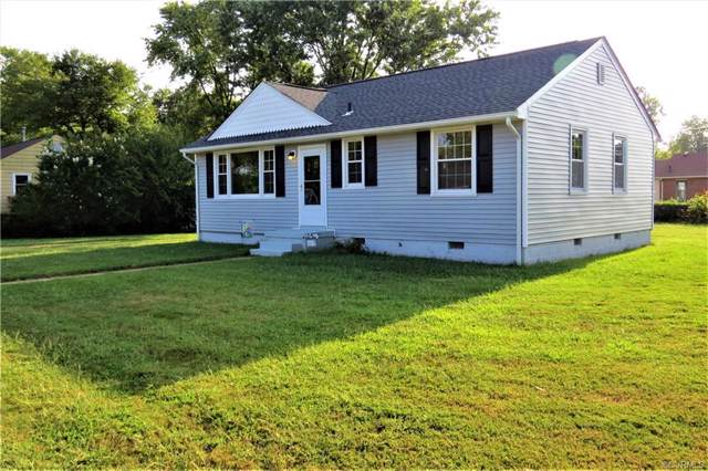 3318 Croydon Road, Henrico, VA 23223 (MLS #1930495) :: The RVA Group Realty