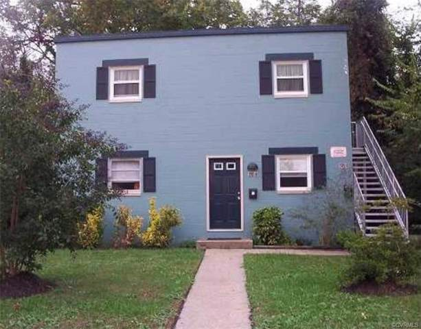 1911 Miller, Richmond, VA 23227 (MLS #1930500) :: EXIT First Realty