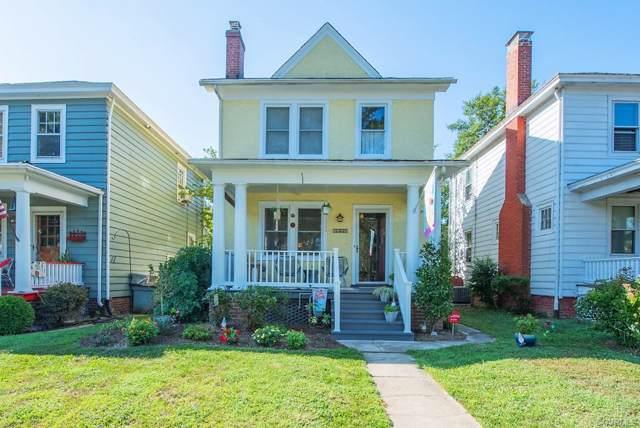 1305 Nottoway Avenue, Richmond, VA 23227 (MLS #1930509) :: The Redux Group