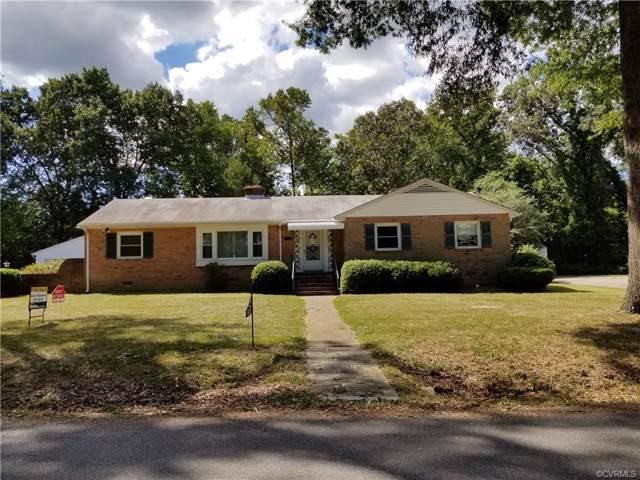 5316 S Prestonwood Avenue, North Chesterfield, VA 23234 (MLS #1930524) :: Small & Associates