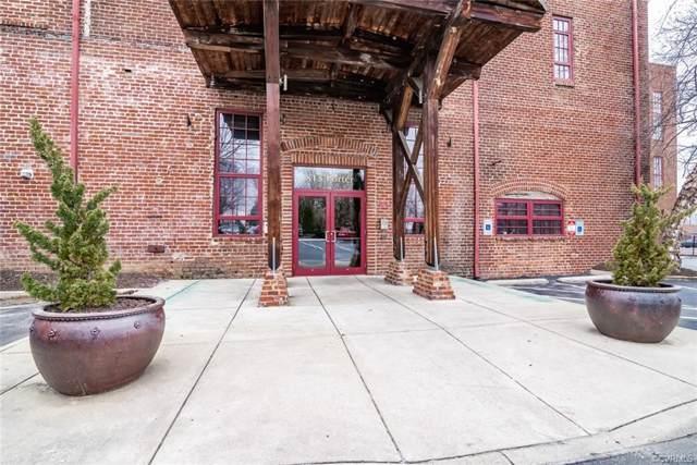 815 Porter Street U410, Richmond, VA 23224 (MLS #1930526) :: Small & Associates