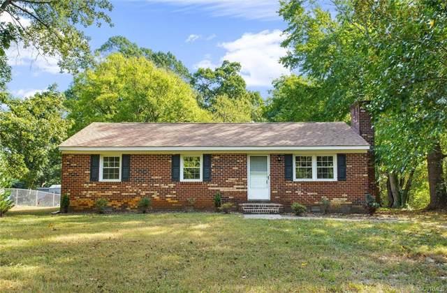 8921 Pams Avenue, North Chesterfield, VA 23237 (#1930532) :: Abbitt Realty Co.