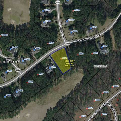 5531 Tyshire Parkway, Providence Forge, VA 23140 (MLS #1930566) :: The RVA Group Realty