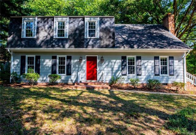 825 Elaine Avenue, North Chesterfield, VA 23235 (MLS #1930596) :: The Redux Group