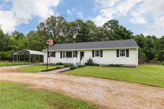 6198 Westhaven Drive, Mechanicsville, VA 23111 (MLS #1930597) :: EXIT First Realty