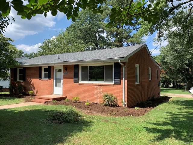 25216 Ritchie Avenue, North Dinwiddie, VA 23803 (MLS #1930625) :: Small & Associates