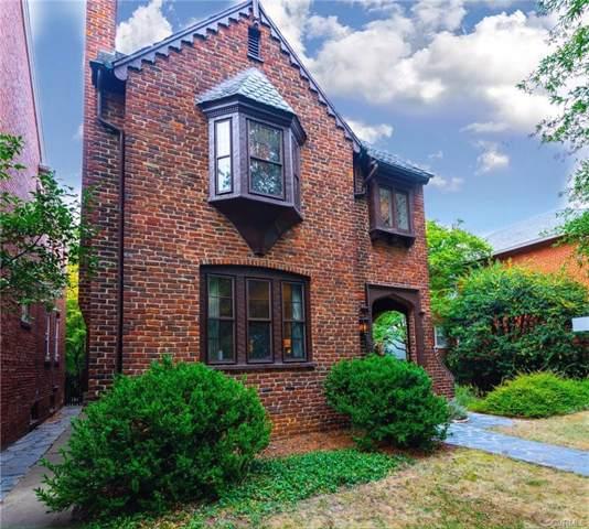 3310 Monument Avenue, Richmond, VA 23221 (MLS #1930628) :: Small & Associates
