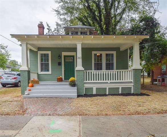 3611 Decatur Street, Richmond, VA 23224 (MLS #1930662) :: Small & Associates