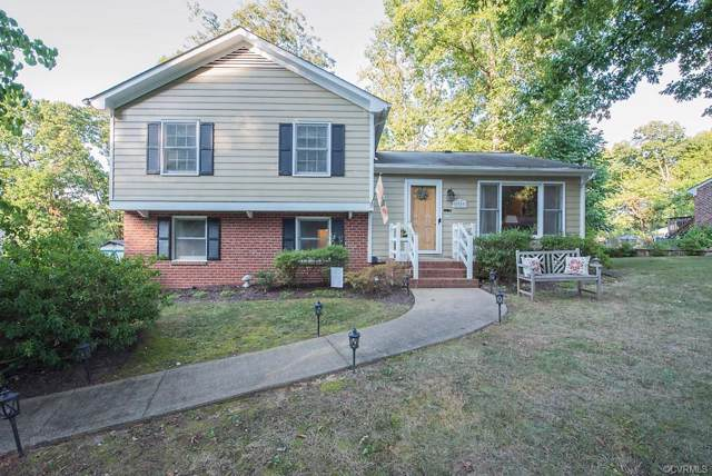 2723 Pleasant Run Drive, Henrico, VA 23233 (MLS #1930669) :: The RVA Group Realty
