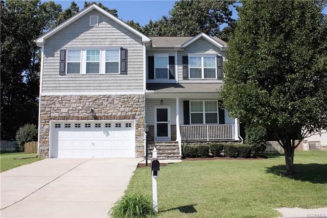 9061 Brevet Lane, Mechanicsville, VA 23116 (MLS #1930676) :: Small & Associates
