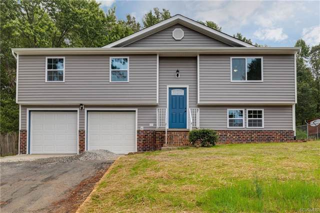 2820 Tinstree Drive, Chesterfield, VA 23834 (MLS #1930678) :: The Redux Group