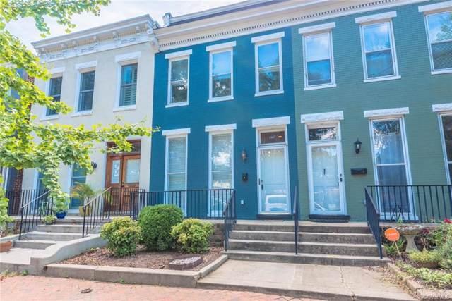 2911 E Marshall Street, Richmond, VA 23223 (#1930686) :: Abbitt Realty Co.