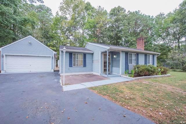 5804 Summertree Court, North Chesterfield, VA 23234 (MLS #1930691) :: Small & Associates