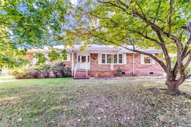 6008 Monument Avenue, Henrico, VA 23226 (MLS #1930752) :: The RVA Group Realty