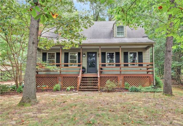 7258 Taunrae Court, Mechanicsville, VA 23111 (MLS #1930760) :: EXIT First Realty