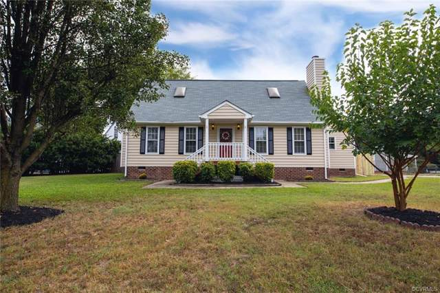 4000 Hilltop Field Drive, Chester, VA 23831 (MLS #1930761) :: The Redux Group