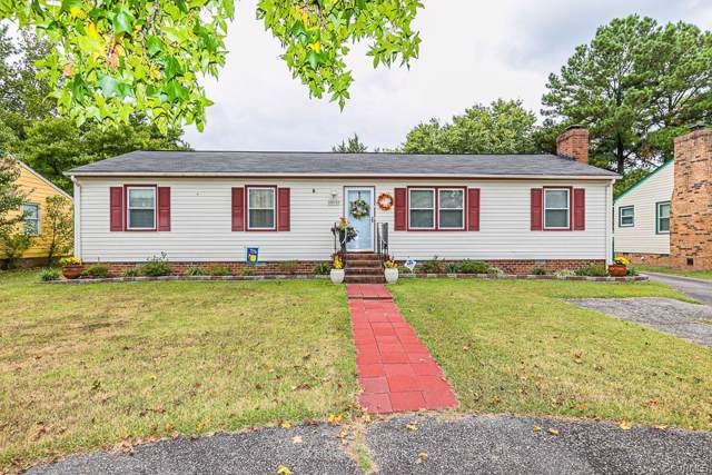 20112 Woodpecker Road, South Chesterfield, VA 23803 (MLS #1930783) :: The Redux Group