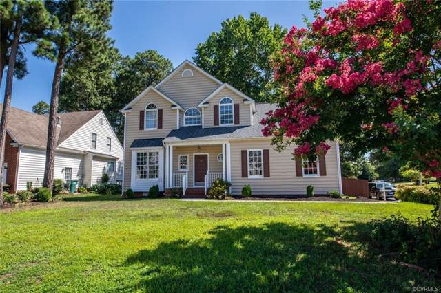1708 Holliman Drive, Glen Allen, VA 23059 (MLS #1930803) :: Small & Associates