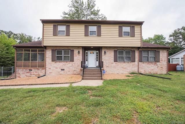 4709 Stornoway Drive, North Chesterfield, VA 23234 (MLS #1930823) :: Small & Associates