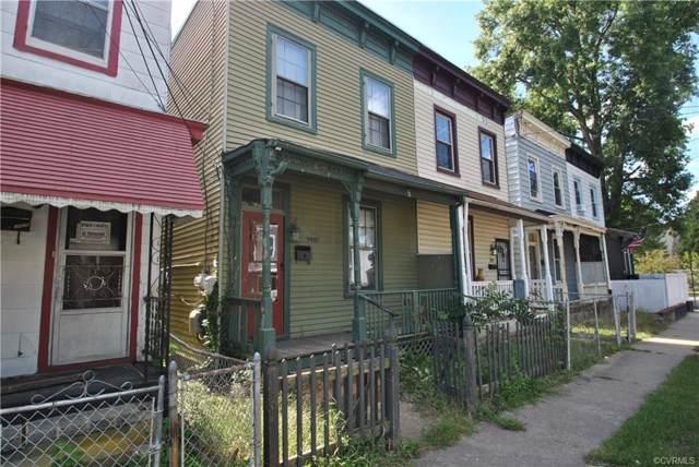 3407 S Street, Richmond, VA 23223 (#1930855) :: Abbitt Realty Co.